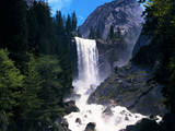 Vernal Falls Photographic Print by Robert Glusic