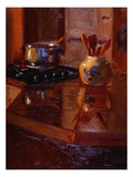 Wooden Spoons Giclee Print by Pam Ingalls