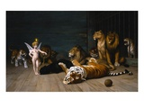 Whoever You Are Here is Your Master (Love, the Conqueror) Giclée-tryk af Jean Leon Gerome