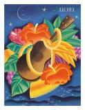 La esencia de Aloha Lámina giclée por Frank MacIntosh
