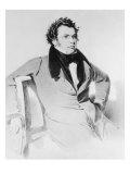 Franz Schubert, Composer, Giclee Print