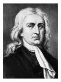 Sir Isaac Newton, Giclee Print
