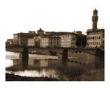 Reflections of Florence Photographic Print by Donna Corless