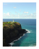 Kilauea Lighthouse Kauai Hawaii Photographic Print by Miska Slock