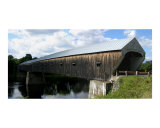 Covered Bridge Photographic Print by Mary Lane