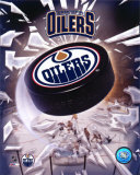 Edmonton Oilers 2005 - Logo / Puck Photo