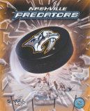 Nashville Predators 2005 - Logo / Puck Photo