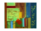 Window Box Giclee Print by Ruth Palmer Digital