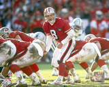 Steve Young - Calling Play Photo