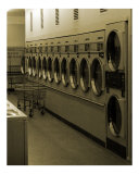 Late Night Laundry Photographic Print by James Davidson