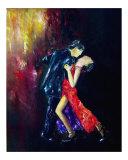 Tango Giclee Print by Pol Ledent