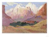 Grand Tetons Giclee Print