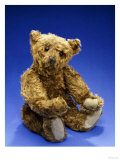 Cinnamon Center Seam Steiff Bear, circa 1903 Prints by  Steiff