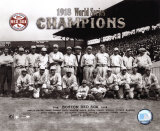 1918 Red Sox World Series Champions Photo