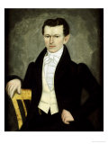 William Ely Cheney, 1832 Giclee Print by Erastus Salisbury Field