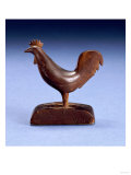 Carved Figure of a Rooster, American, 20th Century Posters