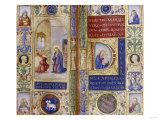 Annunciation, circa 1500 Giclee Print