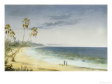 Cuban Landscape, 1866 Giclee Print by Charles De Wolf Brownell