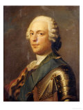Portrait of Prince Charles Edward Stuart (1720-1788) Posters by Katherine Read