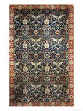 A Hand-Knotted Hammersmith Carpet, circa 1881-2 Giclee Print by William Morris