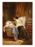 Her Pride and Joy, 1866 Giclee Print by Leon-emile Caille