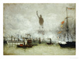 The Statue of Liberty Prints by Francis Hopkinson Smith