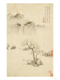 Boating on a River in Spring, 1561 Giclee Print by Ju Jie