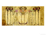 Het drinkgelag, 1900 Gicléedruk van Charles Rennie Mackintosh