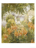 Tiger Lilies Posters by John Henry Twachtman