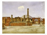 Pompeii, 1906 Giclee Print by Josef Theodor Hansen