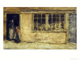 The Shop Window Prints by James Abbott McNeill Whistler