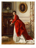 The Letter Giclee Print by Charles Baugniet