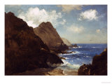 Farallon Islands Giclee Print by Albert Bierstadt