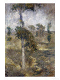 Tulip Tree, Greenwich Posters by John Henry Twachtman