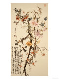 Ten Spring Flowers Prints by Gao Qifeng