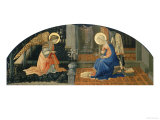 The Annunciation, After the 15th Century Posters by  Morris & Co