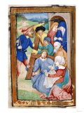 Book of Prayers, in German, circa 1500 Giclee Print