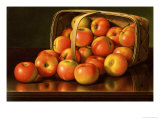 Apples, circa 1892 Giclee Print by Levi Wells Prentice