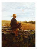On Guard, 1864 Giclee Print by Winslow Homer