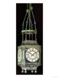 The Bourne and Hollingsworth Department Store Clock with Musical Chimes on Six Bells, England, 1927 Giclee Print by  Morris & Co