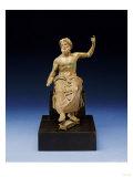 Roman Bronze Figure of Zeus, circa 1st Century AD Giclee Print
