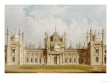 West Front Giclee Print by John Nash