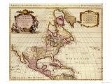 Atlas Maior circa 1705 Impression giclée par Frederick de Wit