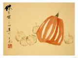 Pumpkins Posters by Xu Gu