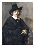Portrait of a Gentleman Posters by Frans Hals