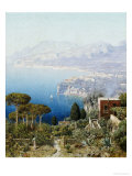 Costa Sorrentina Prints by Edmund Berninger