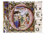The Nativity, Late 15th Century Giclee Print