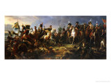 The Battle of Austerlitz Reproduction procédé giclée par Baron Gerard Francois Pascal Simon
