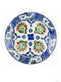 An Iznik Pottery Dish, circa 1565-70 Prints