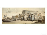 French Smugglers, 1790 Posters by Thomas Rowlandson